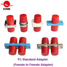 FC Simplex Duplex Plastic or Metal Fiber Optic Adapter